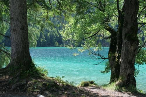 Vallend water, beken en meren